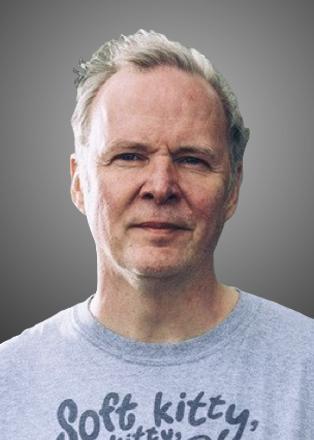 MariaDB首席技术官 Michael Widenius照片