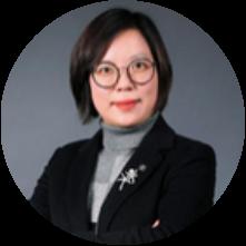 上海微創醫療器械(集團)有限公司知識產權部資深總監張麗紅照片