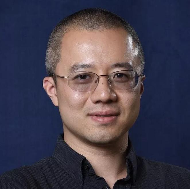 蚂蚁金服Principle Engineer、达摩院金融智能实验室研究员宋乐照片