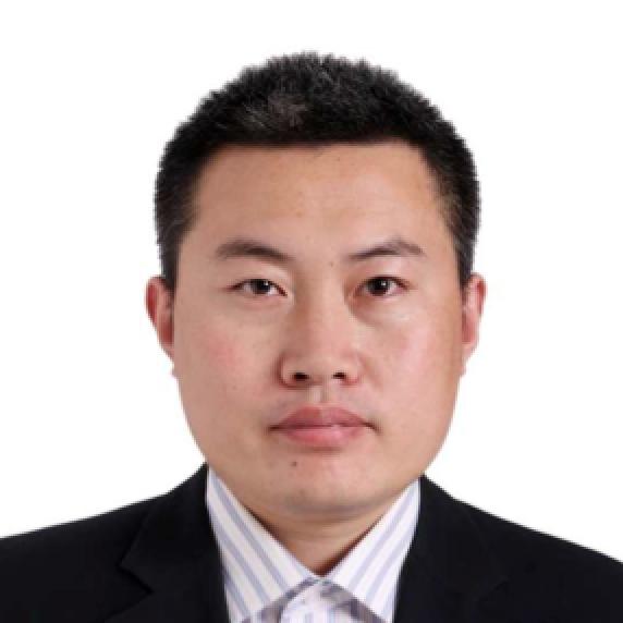 百度人工智能技术委员会主席何中军照片