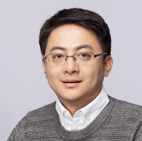 搜狗AI 交互技术部总经理陈伟照片