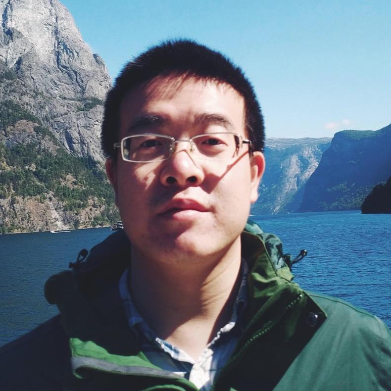 京东云与AI 自然语言部算法工程师李浩然照片