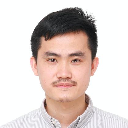 網易云音樂數據智能部數據開發專家朱一飛照片