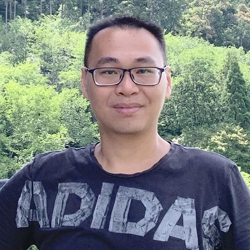 VIVOAI研究院 AI計算平臺負責人陳崇沛照片