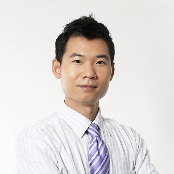 安芯网盾联合创始人&首席执行官姜向前照片