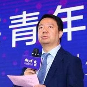 光明乳业新鲜营销中心市场总监胡维旭照片