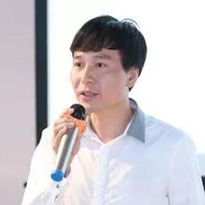 京东生鲜冷链产品业部行业总监芦国庆照片