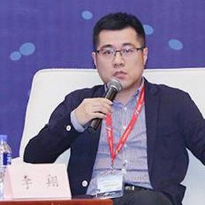 厦门建发食品供应链有限公司总经理李翔照片