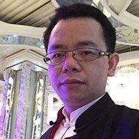 网易云音乐音视频实验室负责人  刘华平照片