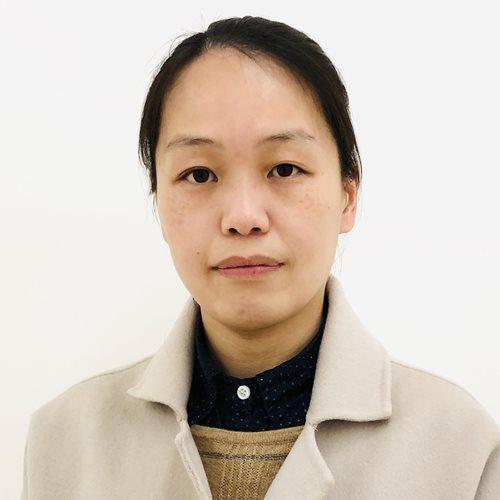 英特尔高级软件工程师陈晓闽照片