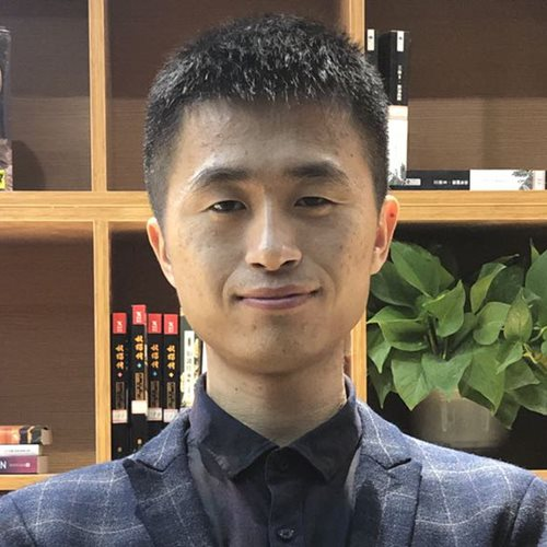 图鸭科技创始人,CEO武俊敏照片