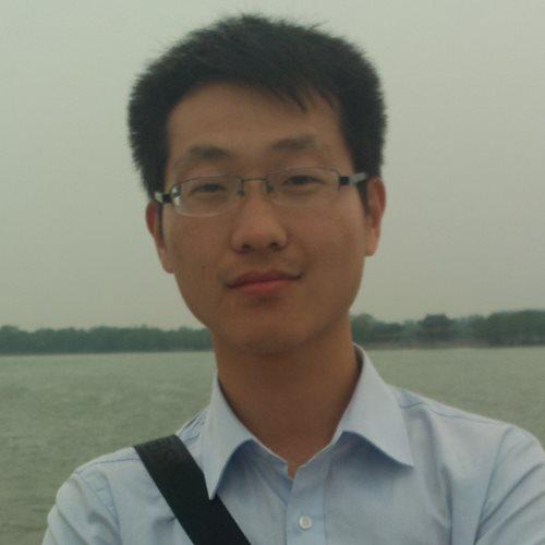 成都云格致力科技有限公司首席算法工程师陈浩照片