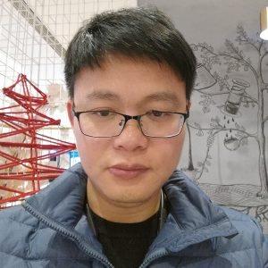 阿里云高级技术专家田伟峰照片