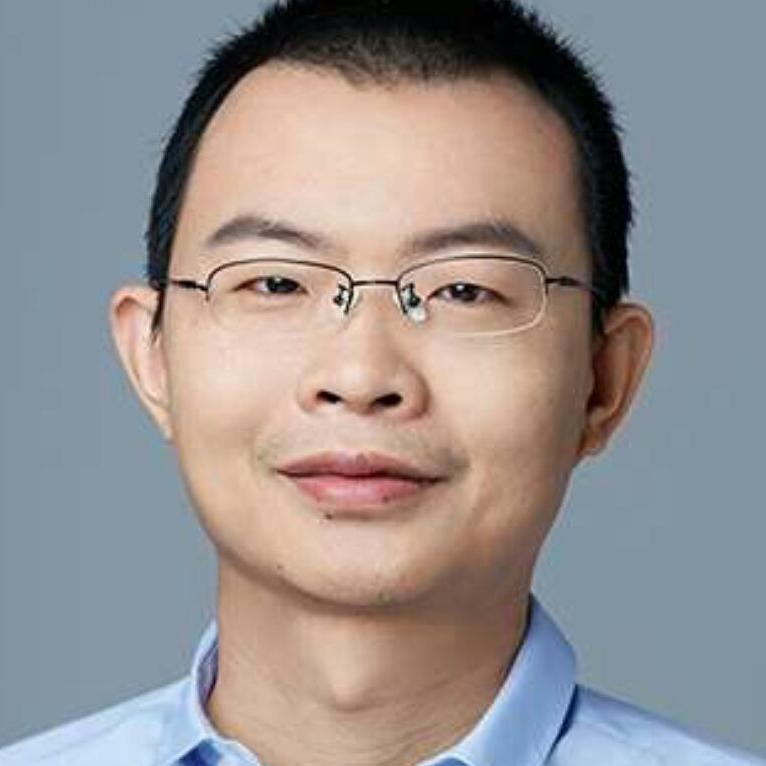 网易 销售部广告算法总监曾祥林照片