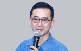 新一代人工智能產業技術創新戰略聯盟OpenI啟智平臺秘書長劉明照片