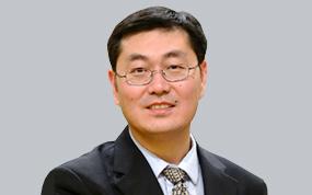 加拿大工程院院士刘江川照片