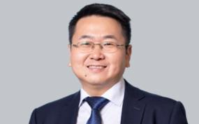 平安集团首席医疗科学家谢国彤照片