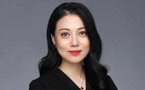 京東健康智慧醫療部總經理王東媛照片