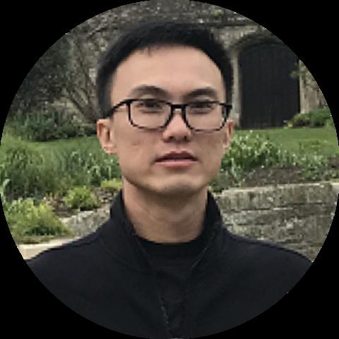平安科技资深经理陈顺星照片