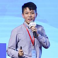 上海爱可生技术方案总监明溪源照片