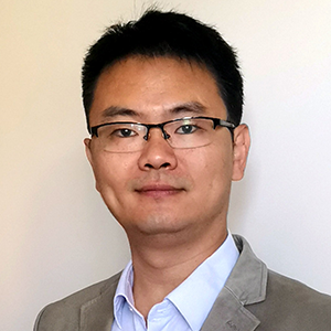 平安科技智能视觉团队部门长刘玉宇照片