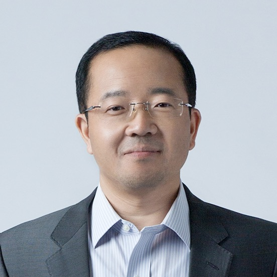 华为消费者BG软件部 总裁王成录照片