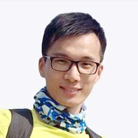 网易游戏技术中心技术专家林香鑫照片