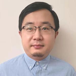 镕铭半导体工程副总刘迅思照片