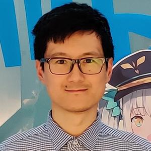 哔哩哔哩资深开发工程师姜军(雷鸣)照片