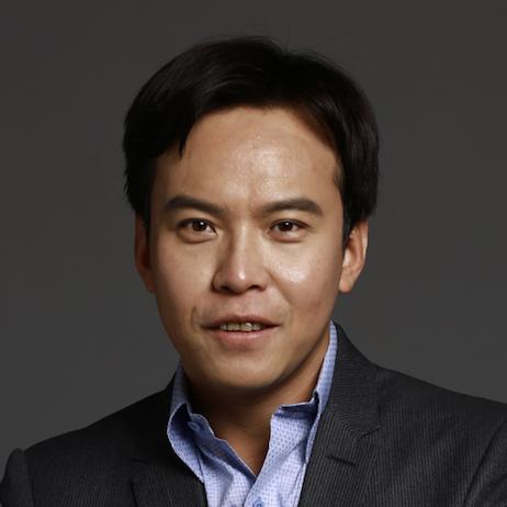 百度集团副总裁侯震宇照片
