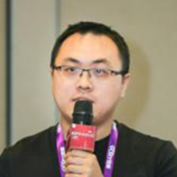 爱可生技术总监洪斌照片