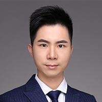 汇丰银行数据分析经理吴仕橹照片