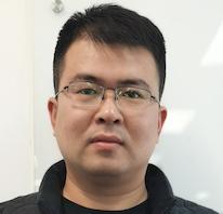 百度资深测试工程师王胜照片