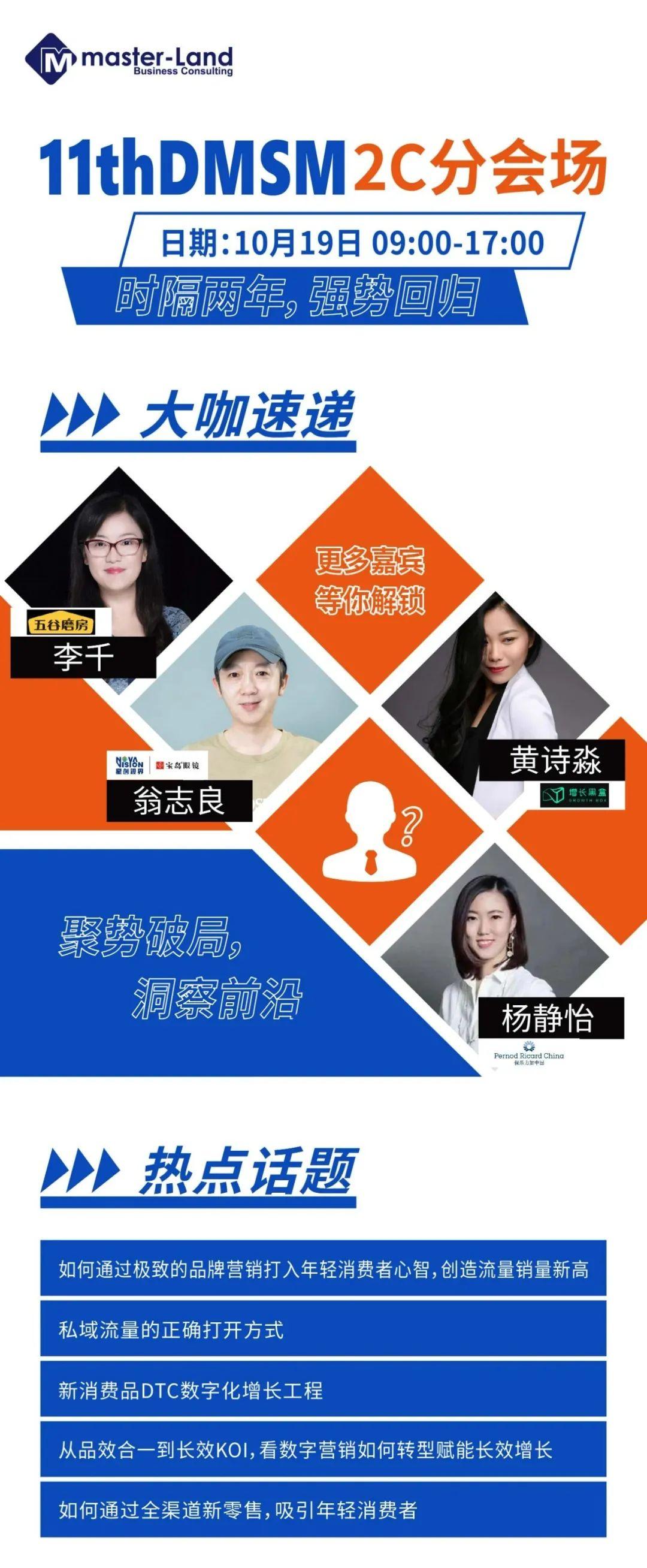 第十一届数字营销与社交媒体峰会(DMSM2021)