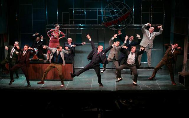 《一步登天》音乐剧经典中文版北京站