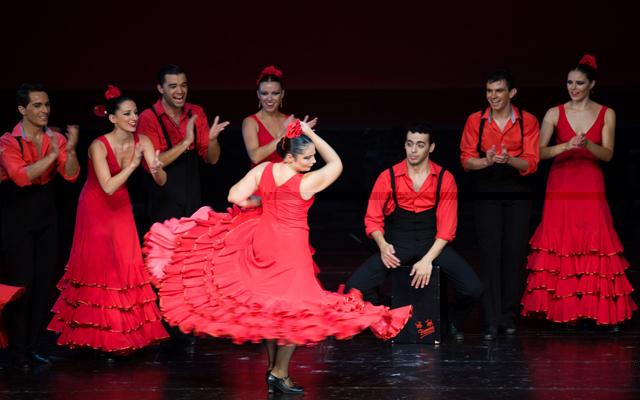 《卡门》西班牙弗拉门戈舞剧院