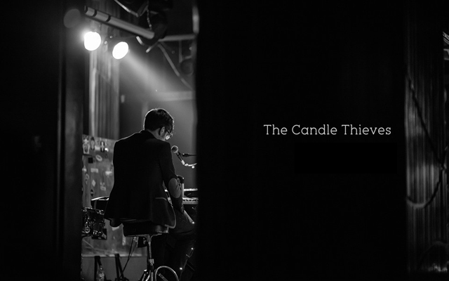 """""""The Candle Thieves""""英国Indie Pop乐队巡演上海站"""