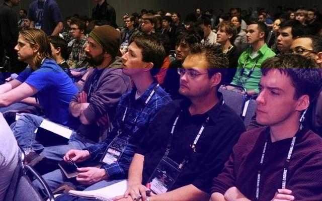 2015游戏开发者大会(GDC 2015)