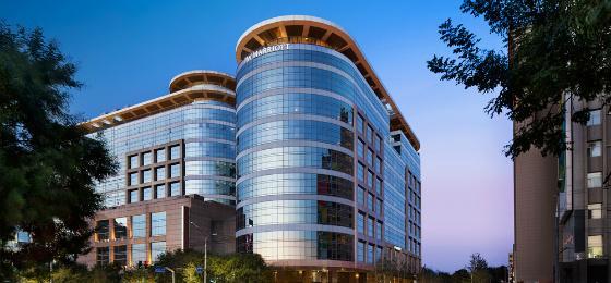 北京珠三角JW万豪酒店