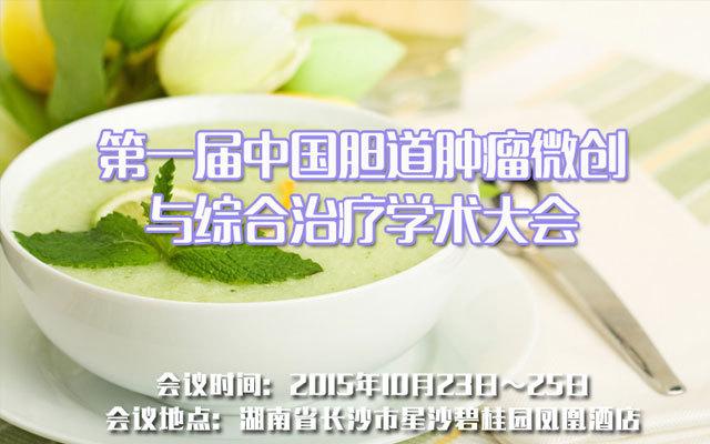 第一届中国胆道肿瘤微创与综合治疗学术大会