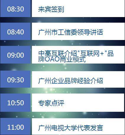 2015年广州市企业品牌文化建设工作经验交流会