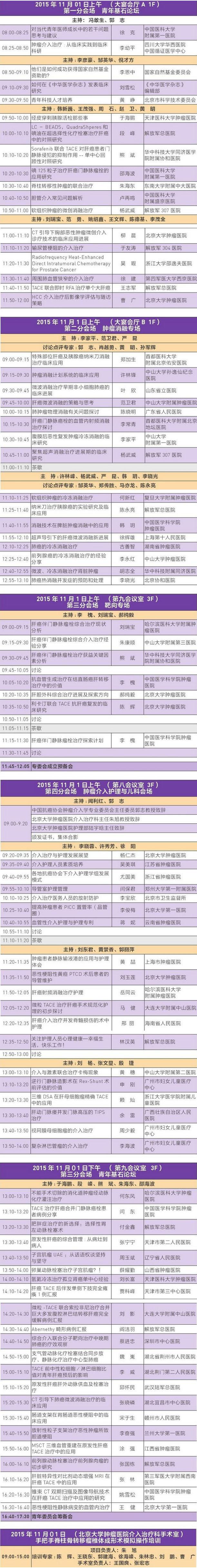 第16届中国肿瘤介入大会