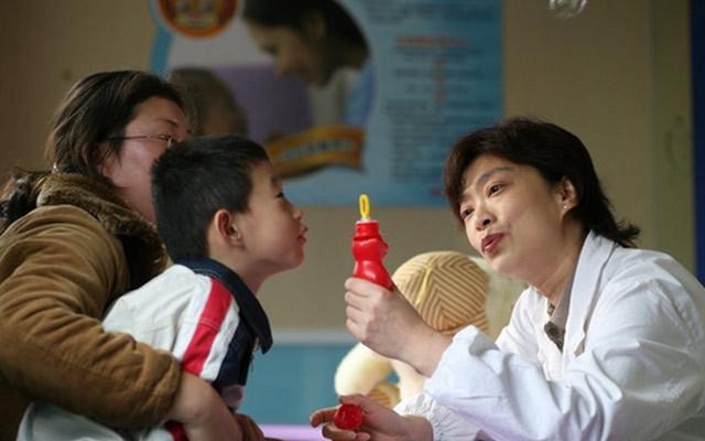 儿童医学中心儿童创伤与保护论坛