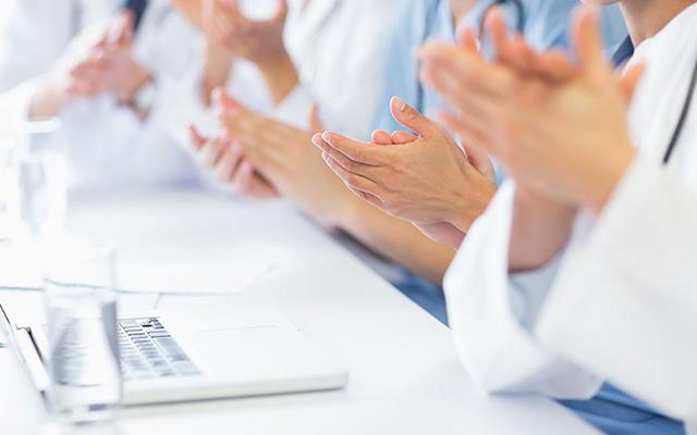 中国北京张德成人体反射医学研究院成立大会