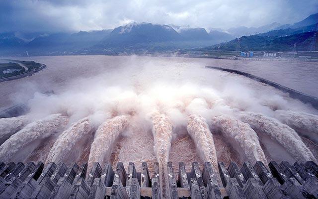第二届全国水利水电库区可持续发展年会
