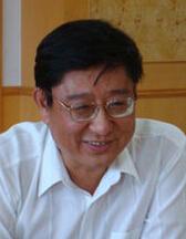 中国物流与采购联合会副会长蔡进照片