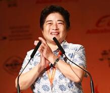 中国电子商务协会理事长宋玲照片