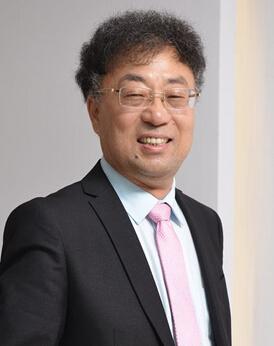 亚欧商学院院长李军照片