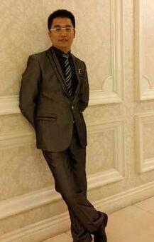人人投CEO郑林照片