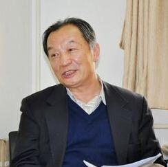 中国人民大学农业与农村发展学院院长温铁军照片